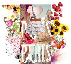 """""""Cute Floral"""" by hartantinora on Polyvore"""