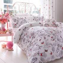Accessorize Print Room Floral Duvet Cover Set