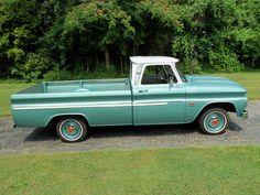 1966 chevy truck | 1966 Chevy C-10 Custom Pickup Truck in Pristine Shape | AskAutoExperts ...