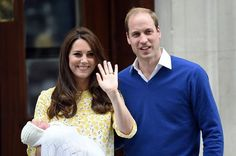 Meet Princess Charlotte Elizabeth Diana. The Meaning Behind the Royal Baby Name.
