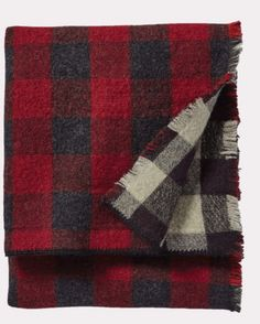fdeb90f73 Wool Blanket, Pendleton Woolen Mills, Pendleton Throw, Plaid Scarf, Weave,  Toss