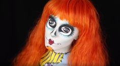 These fierce Halloween makeup looks are amazing!
