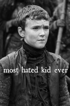 He reached Level Joffrey