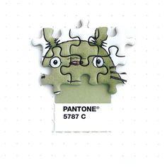 Pantone project  MilK decoration                                                                                                                                                                                 Plus
