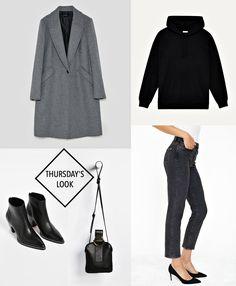 Thursday's Look || Bliss