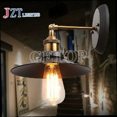 52.00$  Buy here - http://ali6d2.worldwells.pw/go.php?t=32639721824 - J best price Loft American industrial light restoring ancient ways wall lamp creative pipe lamps Led light bar coffee design