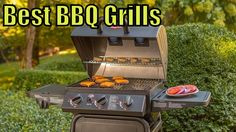 Top 4 Best BBQ Grill Reviews 2017