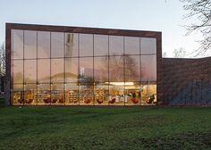 City Library, Seinäjoki, Finland