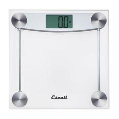 Digitale Personenwaage Körperwaage Gewichtswaage Badezimmerwaage Glas Scale180kg