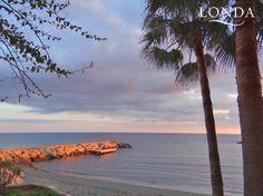 Amazing sunset at Londa #Hotel tonight. #Limassol #Cyprus.