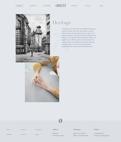 I aim to propel the old art of goldsmithing into a more modern present. Ecommerce Shop, Mobile Design, Old Art, Editorial Design, Portfolio Design, Old Things, Web Design, Polaroid Film, Branding