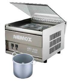 Nemox PLUS Macchina da Professional ice cream machines Made Goods, Gelato, Summer Recipes, Madrid, Best Gifts, Good Food, Household, Kitchen Appliances, Summer Food
