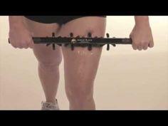How to use the FasciaBlaster™ (LumpBuster) to obliterate cellulite & loosen fascia! - YouTube