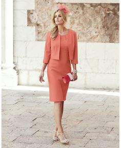 f927f30f6cc JOANNA HOPE Dress and Jacket Mother Of The Bride