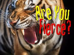 What Fierce Animal Are You?