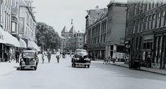Amsterdam: De 2e Hugo de Grootstraat omstreeks 1949