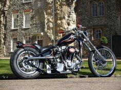 harley ironhead | 1979 Harley Davidson Ironhead Chopper