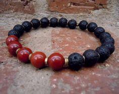 Yin Yang Wrist Mala Set / Yoga Bracelet / Wrist Mala Set /