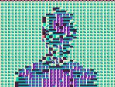 head_3 by pixel noizz, via Flickr