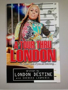 """Pre sales for my book """"A Tour Thru London"""" Part 2 Dear God, If You Are Listening... are available! www.atourthrulondon.com"""