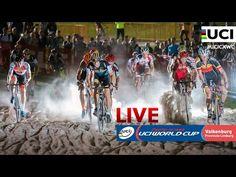 LIVE - 2015/16 UCI Cyclo-cross World Cup / Valkenburg (NED)