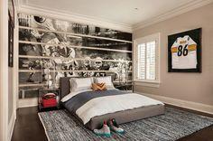 New Canaan Kid's Bedroom