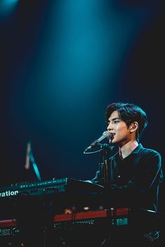 Image uploaded by Find images and videos about soft, concert and stage on We Heart It - the app to get lost in what you love. Day6, Chicken Little, Kim Wonpil, Time Of Our Lives, Young K, Pop Rock, Korean Artist, Kpop Groups, Korean Boy Bands