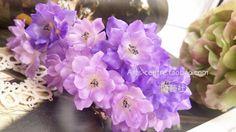 #handmade#clayflower#粘土花#博藝社#藤藤美子