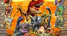 Little Kelly, Heroes Book, Cool Pokemon Cards, Dinosaur Cards, Dinosaur Fossils, Prehistoric Animals, Cute Art, Bowser, Party