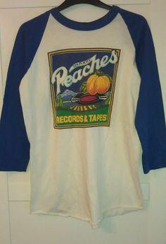 Peaches Record Store