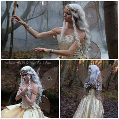 Here's a few unedited behind the scenes photos that @misshwheatley took from my camera today - I can't wait to see the final edits from @winter_photogphy! The ones I've seen are stunning and I am so so happy with them 💗🌹 Costume, makeup, modelling and concept by myself - wings, headdress and jewellery are available in my Etsy shop!  #fairy #faerie #fairies #faeries #woodland #magical #fae #fairytale #fantasy #idobelieveinfairies #photography #nature #costume #cosplay #mua #makeup #ethereal…