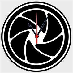 Ayşe Kıyas - Objektif - Kendin Tasarla - Duvar Saati 27cm