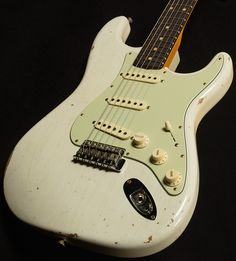 2017 Collection 1960 Stratocaster Relic | 2017 Custom Collection, Custom Shop Stratocaster | Wildwood Guitars
