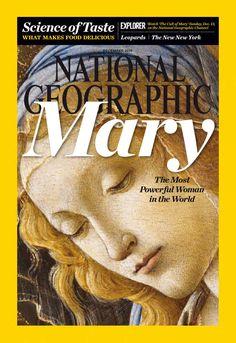 Maria, la donna più potente del mondo – secondo il National Geographic
