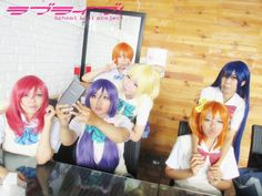Love Live! School Idol Project Cosplay