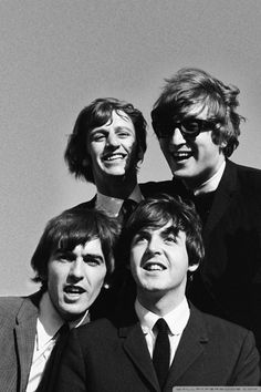 The Beatles...I remember Beatlemania!