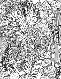 alisaburke: channeling inspiration and a free coloring download for you!
