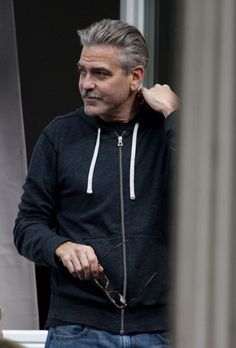 Who?? George Clooney