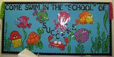 under the sea classroom | ... to School Bulletin Board Under-the-Sea-Theme – Bulletin Board Ideas