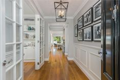 Brisbane Builder, custom small lot homes, Hampton style homes, sloping sites Style At Home, Hamptons Living Room, Hamptons Style Decor, The Hamptons, Brisbane, Making Ideas, Decoration, New Homes, House Design