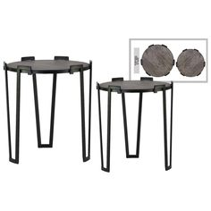 Urban Trends Collection UTC36170 Table Coated Finish