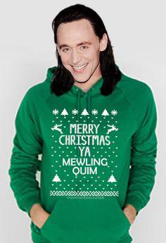 <3 Loki Christmas <3