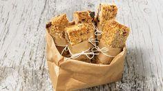Barres granola coco et canneberges