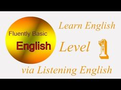 (22) Learn English via Listening English Level 1 full - Learn English Conversation - YouTube