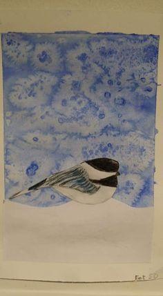 3rd Grade Art Lesson, 6th Grade Art, Winter Art Projects, School Art Projects, Jobs In Art, Speed Art, My Art Studio, Art Classroom, Art Club