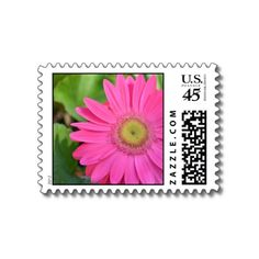 Pretty Pink Gerberas Postage Stamp  4.6 (404 reviews)  In stock!  Quantity:  sheet of 20.  Only $18.00 in bulk!  Add to wishlist  $21.00  per sheet of 20
