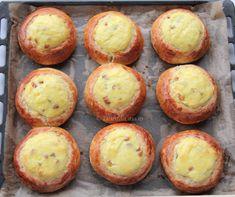 Branzoaice cu Stafide Feta, Muffin, Cooking Recipes, Breakfast, Morning Coffee, Chef Recipes, Muffins, Cupcakes