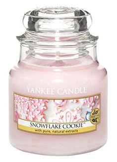 Yankee Candle Snowflake Cookie (Amazon) Plus