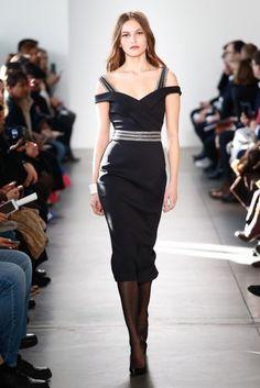 Pamella Roland F/W '17/'18 at New York Fashion Week