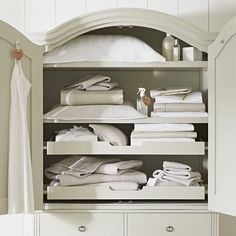 Provence Armoire | The White Company
